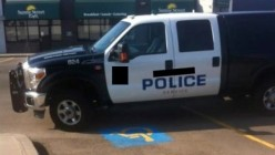 Police handi-capped v3