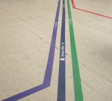 floor lines